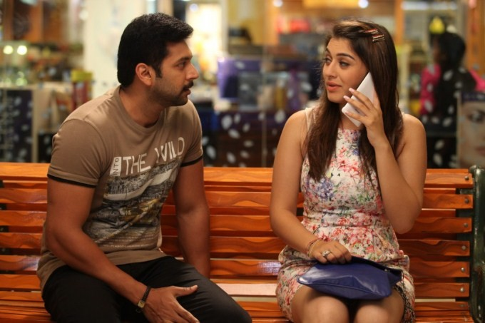 Romeo Juliet,tamil movie Romeo Juliet,Jayam Ravi,Hansika Motwani,Jayam Ravi and Hansika Motwani,Romeo Juliet Movie pics,Romeo Juliet Movie images,Romeo Juliet Movie photos