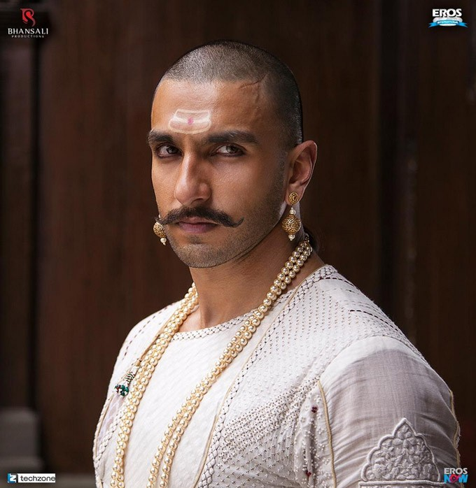 Ranveer Singh,actor Ranveer Singh,Ranveer Singh in Bajirao Mastani,Bajirao Mastani,Ranveer Singhs Bald Look,Ranveer Singh new look,Ranveer Singh latest pics,Ranveer Singh latest images,Ranveer Singh latest photos,Ranveer Singh latest stills,Ranveer Singh