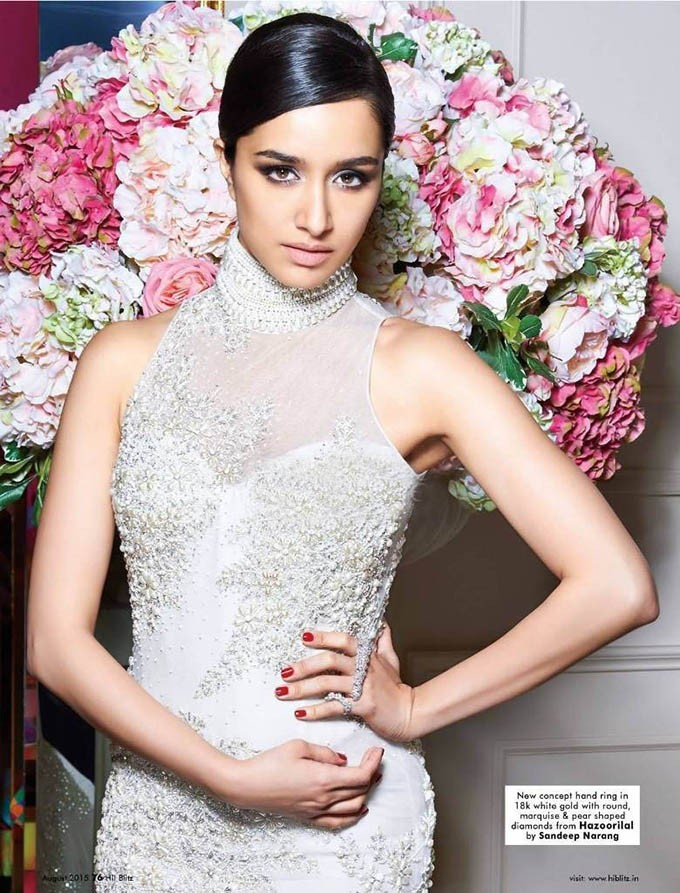 Shraddha Kapoor,Shraddha Kapoor Photoshoot for Hi Blitz Magazine,Shraddha Kapoor posses for Hi Blitz Magazine,Hi Blitz Magazine,Shraddha Kapoor in Hi Blitz Magazine,actress Shraddha Kapoor,Shraddha Kapoor latest pics,Shraddha Kapoor latest images,Shraddha