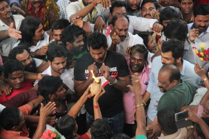 Vishal,Karthi,Nassar,Nadigar Sangam New Office,Nadigar Sangam,Nadigar Sangam Office,Nadigar Sangam election,Pandavar Ani