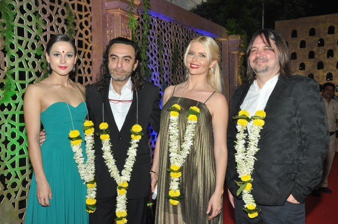 Randhir Kapoor,Bappi Lahiri,Neville Tuli,Russian Film Days inauguration,Russian Film Days,Russian Film Days inauguration pics,Russian Film Days inauguration images,Russian Film Days inauguration photos,Russian Film Days inauguration stills,Russian Film Da