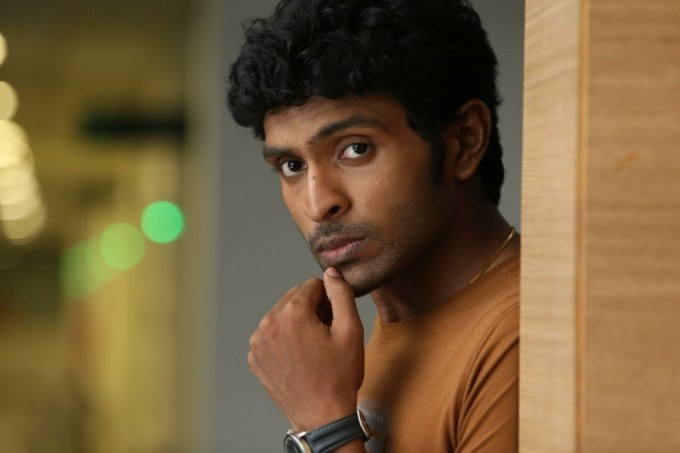 Vikram Prabhu,actor Vikram Prabhu,tamil actor Vikram Prabhu,Vikram Prabhu latest pics,tamil actor pics,south indian actor