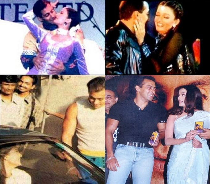 Salman Khan, Aishwarya Rai Bachchan