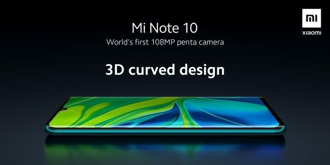 Xiaomi launched Mi CC9 Pro