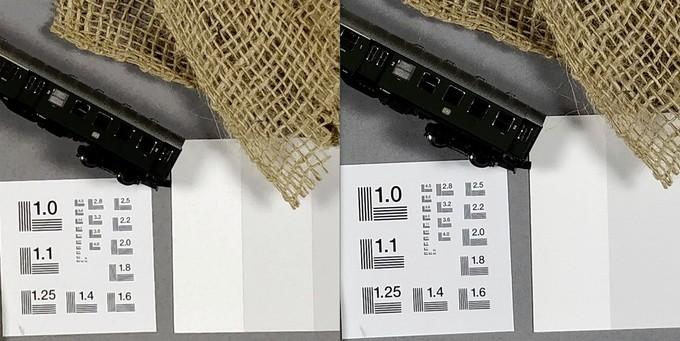 OnePlus 5T (left) vs OnePlus 5 (right): Digital zoom vs optical zoom