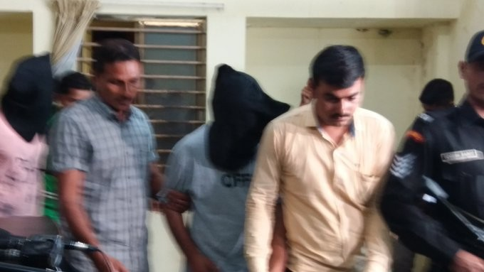 Suspects in Kamlesh Tiwari murder