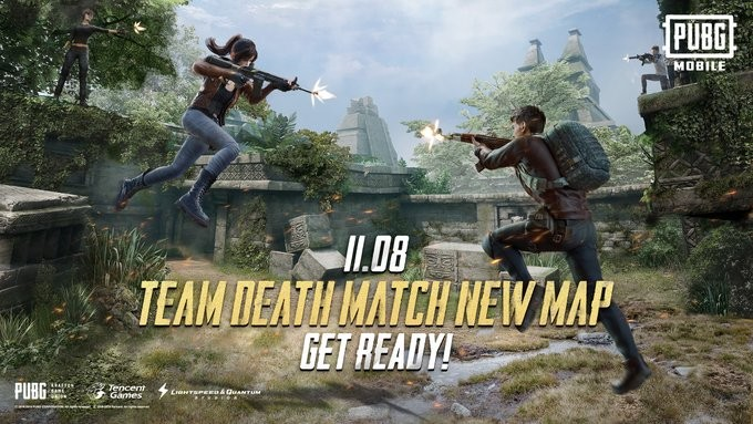 PUBG Mobile's new map is here