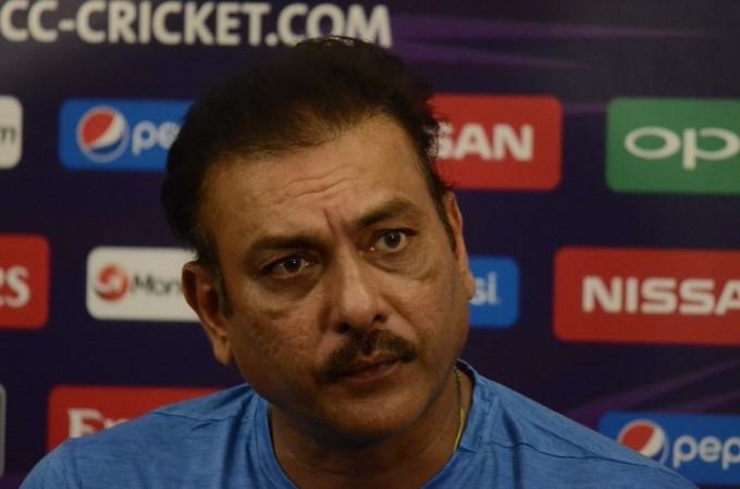 Ravi Shastri, India coach, Bharat Arun