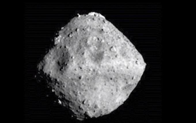 Asteroid JAXA
