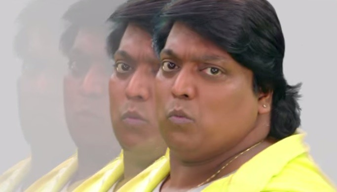 Ganesh Acharya in 'Birju' Video Song