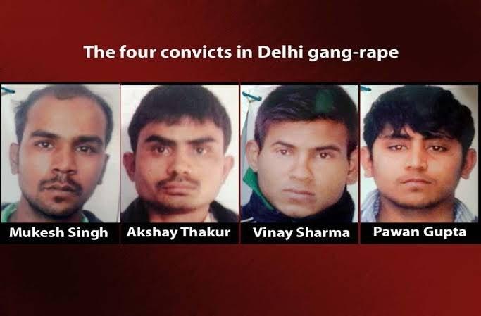 Nirbhaya gang-rape convicts