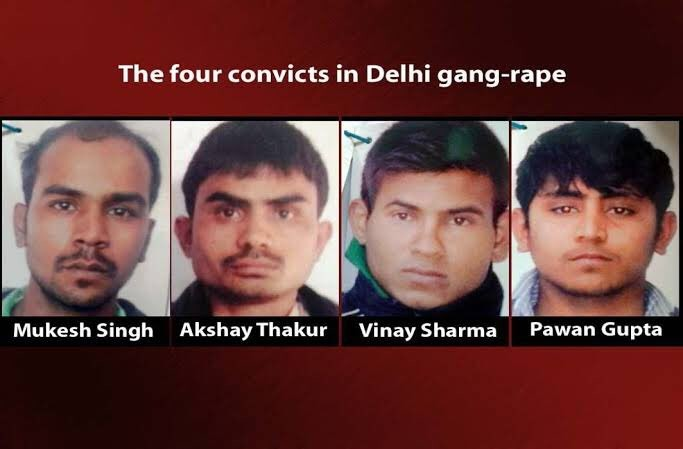 Nirbhaya gang-rape convicts