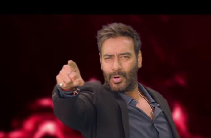 Ajay Devgn in 'Birju' Video Song