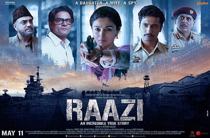 Raazi is running strong at the box officeFacebook