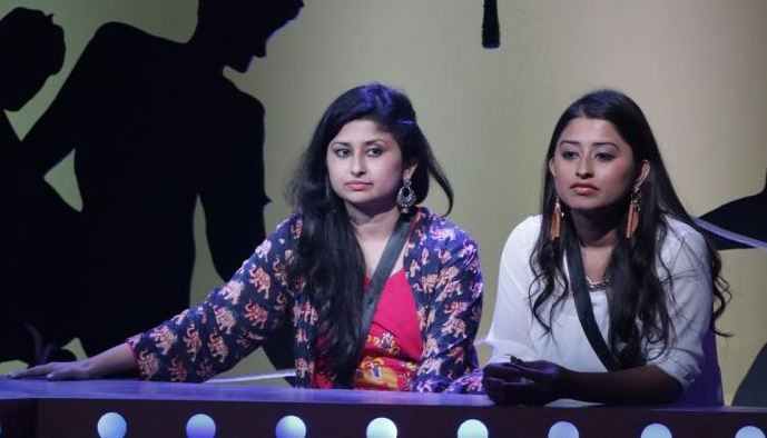 Saba Khan and Somi Khan in Bigg Boss 12