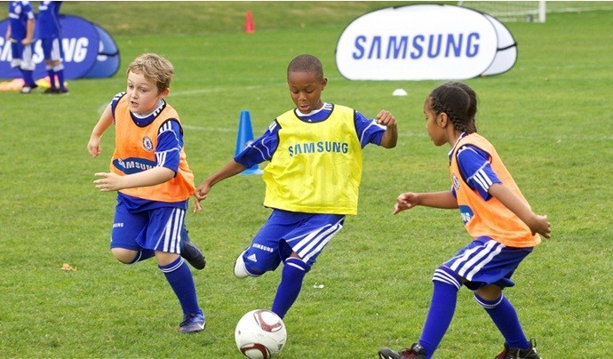 Chelsea FC Youth Football Camp