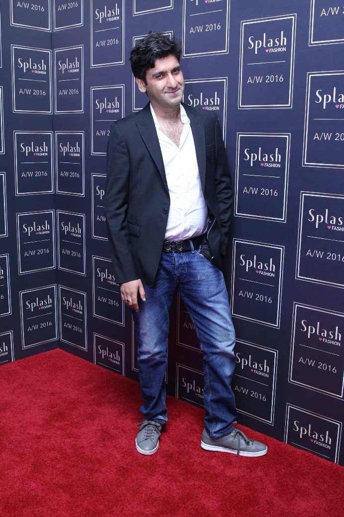 Diti Rao Hyadri,Amrita Raichand,Ashish Raheja,Daisy Shah,Ira Dubey,Pia Trivedi,Splash AW16 launch,Splash AW16,Splash Fashion AW16 collection