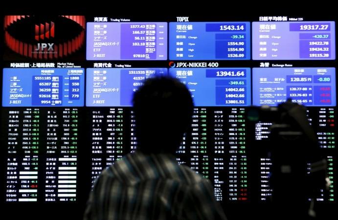 Asia stocks surge