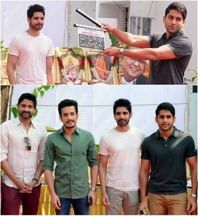 Akhil Akkineni,Akhil,Akkineni Akhil,Nagarjunas son Akhil,Akhil_Akkineni,Akhil Akkineni first film