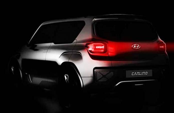 Hyundai HND-14 Carlino concept