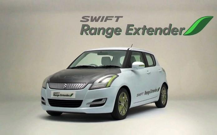 Suzuki Swift Range Extender version