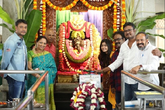 Challenging star,Challenging star Darshan,Darshan 51st movie,Darshan new movie,Darshan new movie launch,Darshan movie launch,Darshan movie launch pics,Darshan movie launch images,Darshan movie launch stills