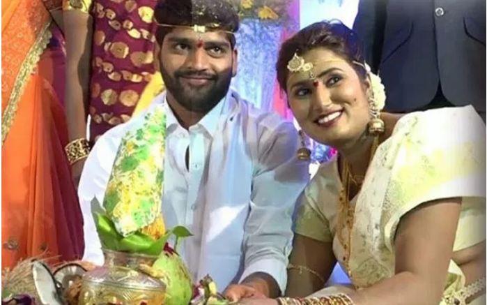Swathi Naidu weds her boyfriend Avinash