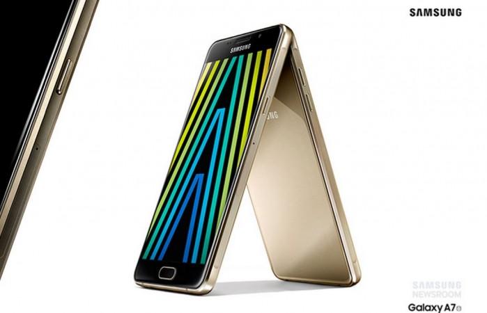 Samsung, Galaxy A5, 2016, Android Nougat, Geekbench