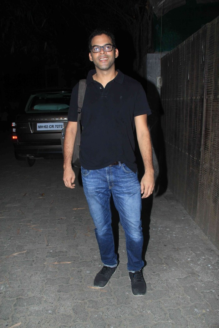 Bombay Velvet Special Screening at Sunny Super Sound,Bombay Velvet Special Screening,Bombay Velvet,bollywood movie Bombay Velvet,Bombay Velvet pics,Bombay Velvet images,Bombay Velvet photos,Bombay Velvet stills