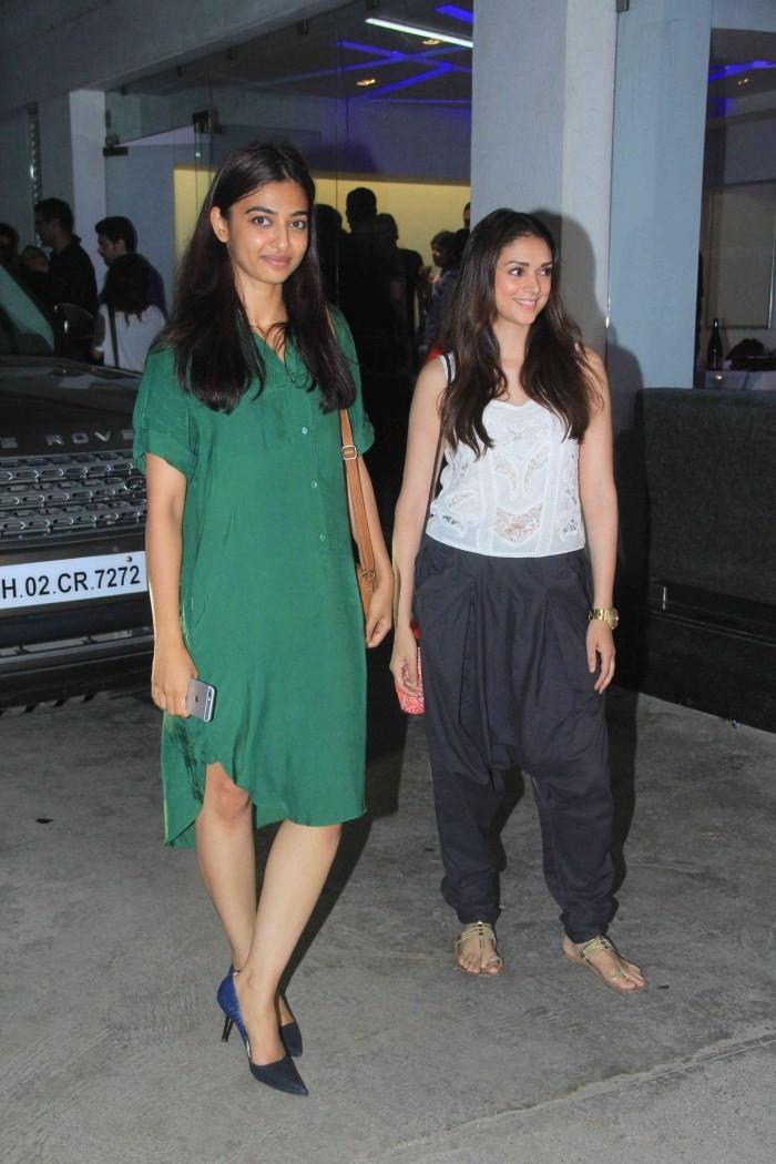Bombay Velvet Special Screening at Sunny Super Sound,Bombay Velvet Special Screening,Bombay Velvet,bollywood movie Bombay Velvet,Bombay Velvet pics,Bombay Velvet images,Bombay Velvet photos,Bombay Velvet stills