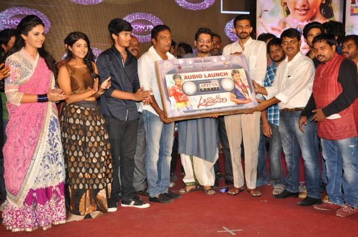 Andhra Pori Audio Launch,Andhra Pori,Puri Jagannadh son,Aakash,Akash Puri,Ulka Gupta,Srimukhi,Andhra Pori pics,Andhra Pori images,Andhra Pori photos,Andhra Pori stills