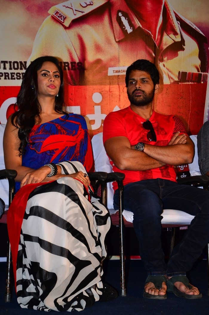 Purampokku Engira Podhuvudamai Press Meet,Purampokku Engira Podhuvudamai,Purampokku,tamil movie Purampokku,Shaam,Karthika Nair,Srikanth Deva,Dhananjayan,press meet,actor Shaam,actress Karthika Nair