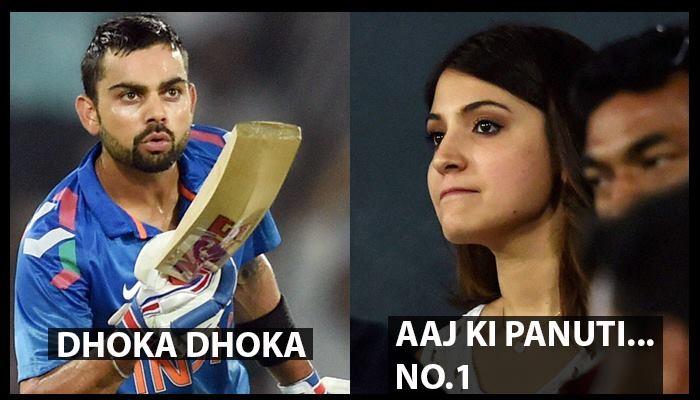 Anushka Sharma-Virat Kohli Memes Go Viral on Social Media