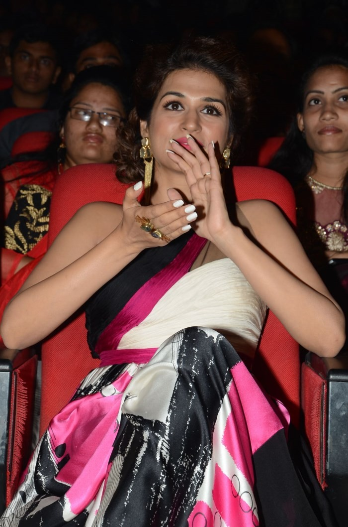Guntur Talkies Audio launch,Guntur Talkies Audio,Guntur Talkies,Guntur Talkies music launch,Sidhu,Rashmi Gautam,Shraddha Das,Madhu Shalini,Anasuya,Lakshmi Manchu,Shamili Sounderajan,Guntur Talkies Audio Launch pics,Guntur Talkies Audio Launch images,Guntu