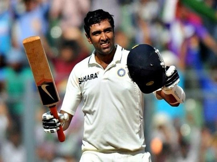 Ravichandran Ashwin,Ashwin hits ton against WI,Ravichandran Ashwin hundred,Ashwin hits hundred,Ashwin third Hundred,Ravichandran Ashwin hits ton,Ind vs WI,India vs West Indies,India vs West Indies Test Series