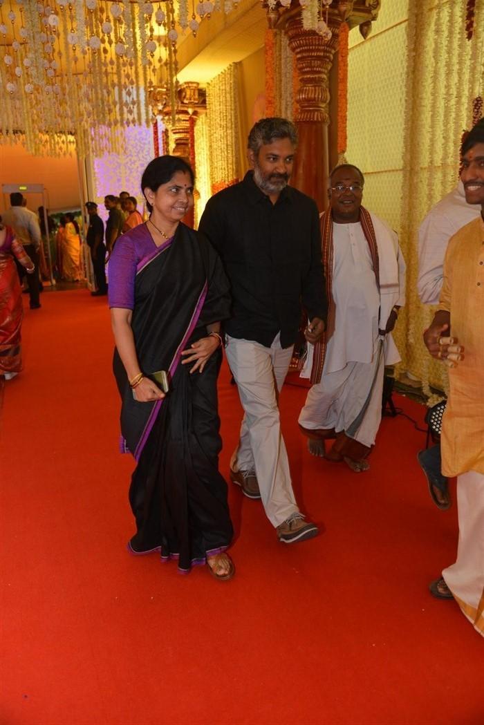 Nagarjuna,Akhil,Rajamouli,Sachin Tendulkar,Nimmagadda Prasad Daughter Wedding,Nimmagadda Prasad Daughter marriage,Naga Chaitanya,Samantha
