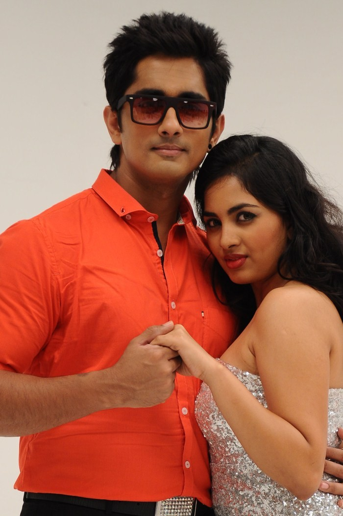 Naalo Okkadu,telugu movie Naalo Okkadu,Naalo Okkadu movie stills,Naalo Okkadu movie pics,Siddharth,Deepa Sannidhi,Siddharth and Deepa Sannidhi,telugu movie Naalo Okkadu pics