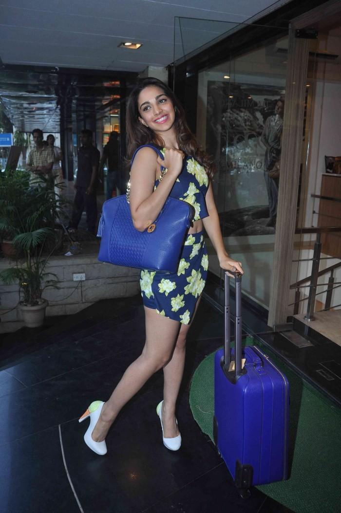 Kiara Advani Launches Da Milano Brand Spring Summer Collection 2015,Kiara Advani,actress Kiara Advani,Kiara Advani latest pics,Kiara Advani pics,Kiara Advani images,Da Milano Brand Spring Summer Collection,Da Milano Brand
