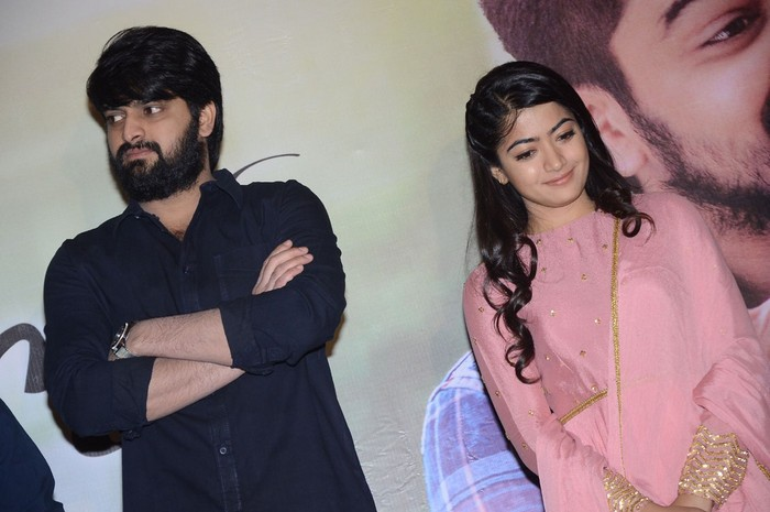 Naga Shourya,Rashmika Mandanna,Chalo,Chalo success meet,Chalo success meet pics,Chalo success meet images,Chalo success meet stills,Chalo success meet pictures,Chalo success meet photos