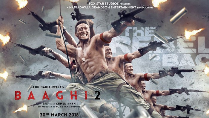 Baaghi 2 movie review,Baaghi 2 review,Baaghi 2,Tiger Shroff,Disha Patani,Tiger Shroff and Disha Patani,5 reason to watch Baaghi 2,Baaghi 2 pics,Baaghi 2 images