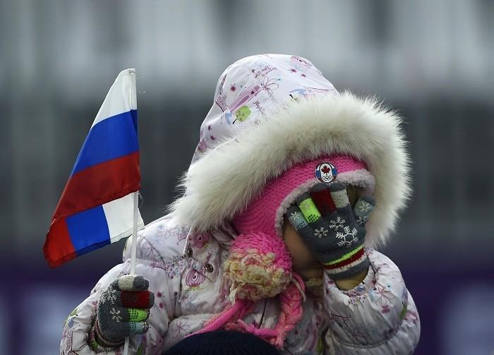 Ardent Russian Fan