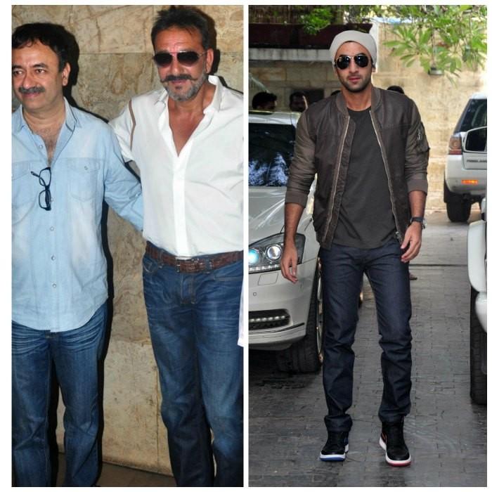 Ranbir Kapoor in Sanjay Dutt's biopic