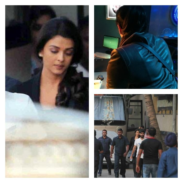 From Salman's 'Bajrangi Bhaijaan' to Aishwarya's 'Jazbaa'; Photos Leaked Online From Film Sets