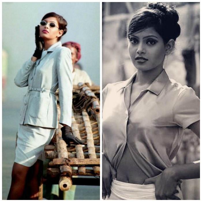 Aishwarya Rai Bachchan, Deepika Padukone and Other Bollywood Divas' Old Modelling Pictures