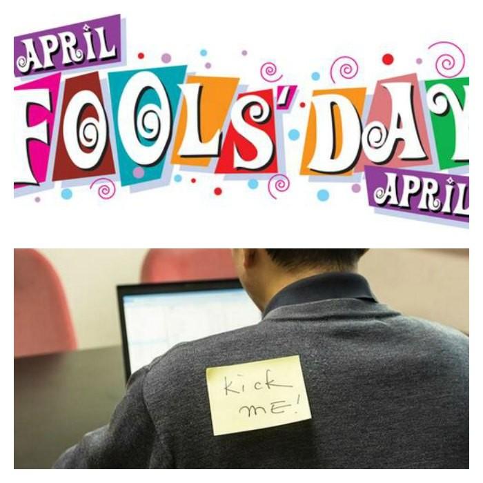 Happy April Fool's Day