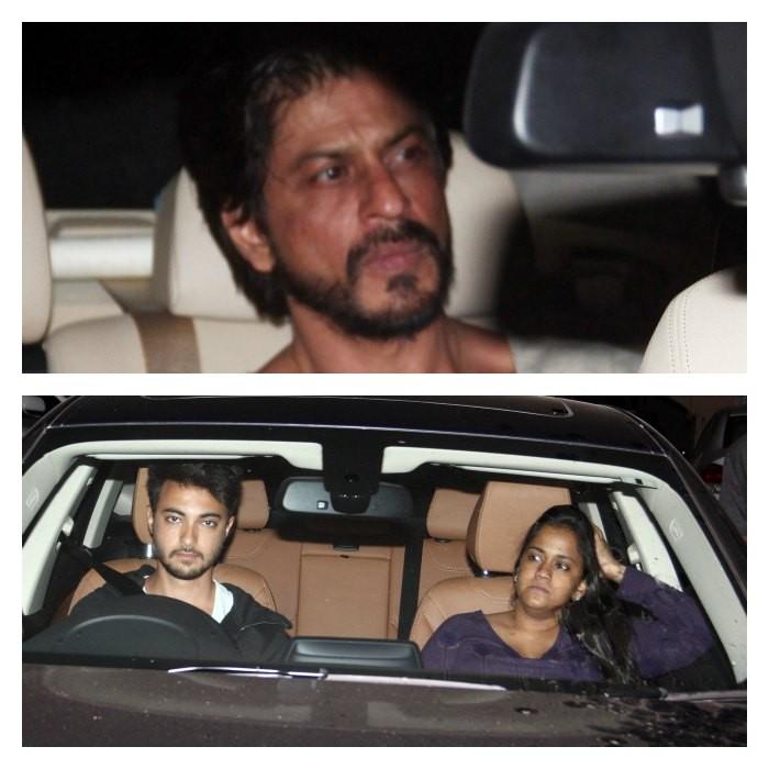 Shah Rukh Khan, Sister Arpita Visit Salman Day Ahead of 2002 Hit and Run Case Verdict