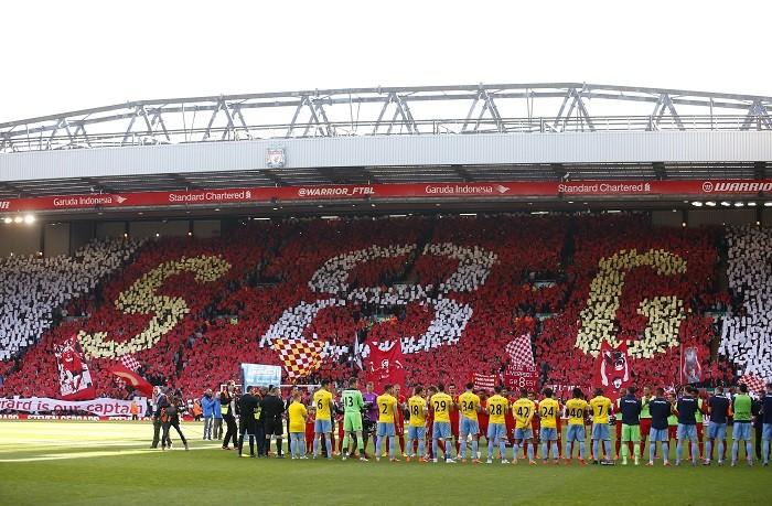 Steven Gerrard's farewell