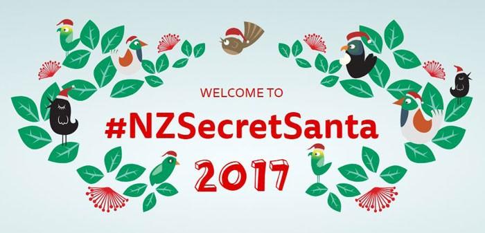 New Zealand Secret Santa