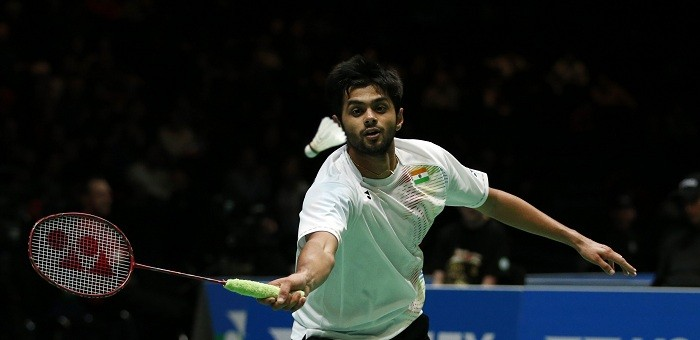B Sai Praneeth, Kidambi Srikanth, B Sai Praneeth defeats Kidambi Srikanth, OUE Singapore Open. OUE Singapore Open Men's final, badminton, badminton news,