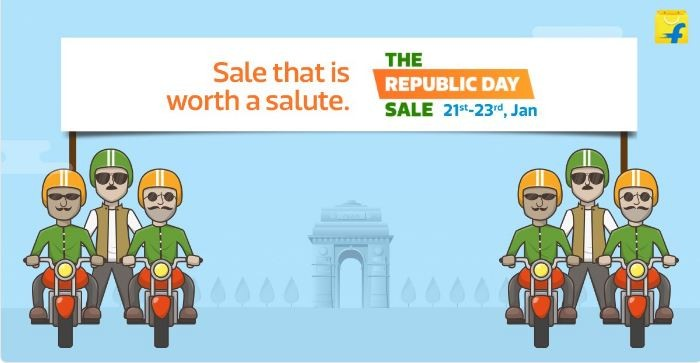 Flipkart, Republic Day sale, India, Google Pixel 2, Xiaomi Redmi 4, Apple iPhone 7